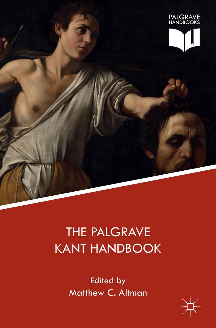 Chapter on Kantian Aesthetics 2017